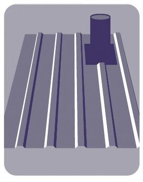 KvINL-erkenning Metalen dakbedekking